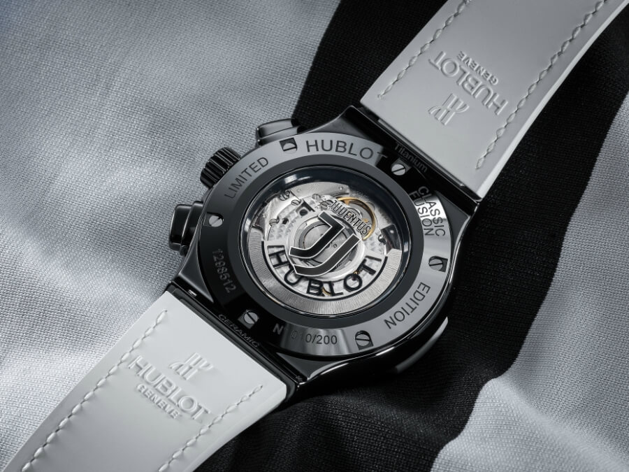Hublot Juventus Watch Movement