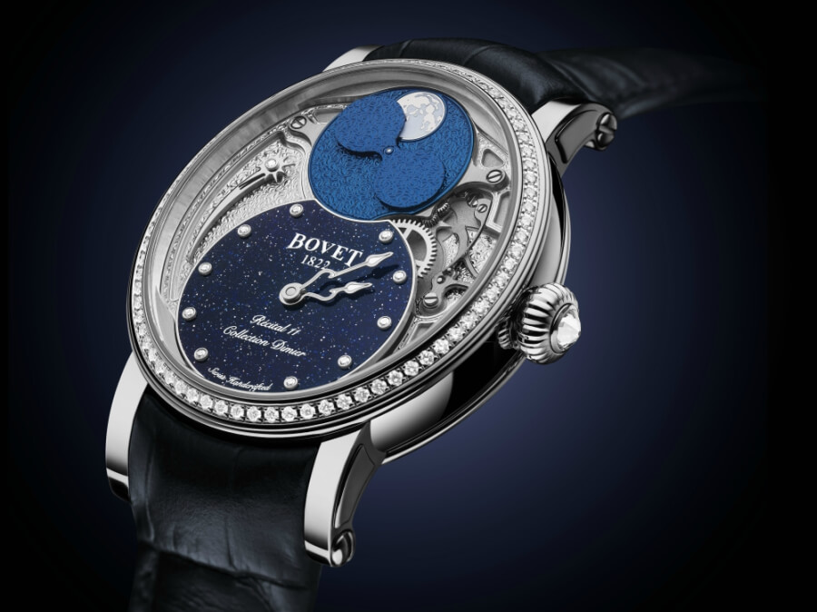 "The New Bovet Récital 11 ""Miss Alexandra"""