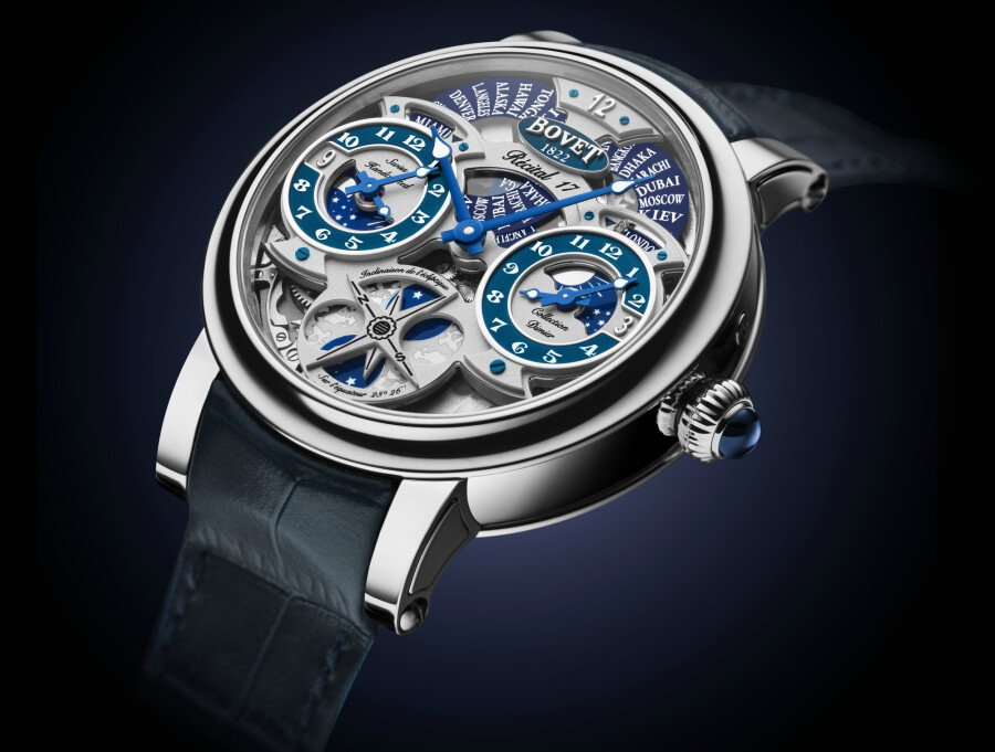 Bovet Récital 17 Watch Review