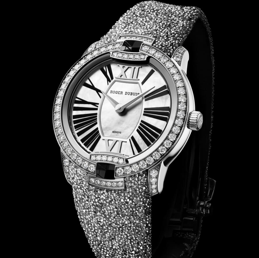The New Roger Dubuis Velvet Caviar