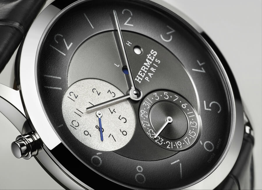 Hermes GMT Watch