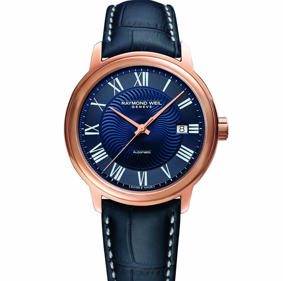 Raymond Weil Maestro Blues, Ref. 2237-PC5-00508