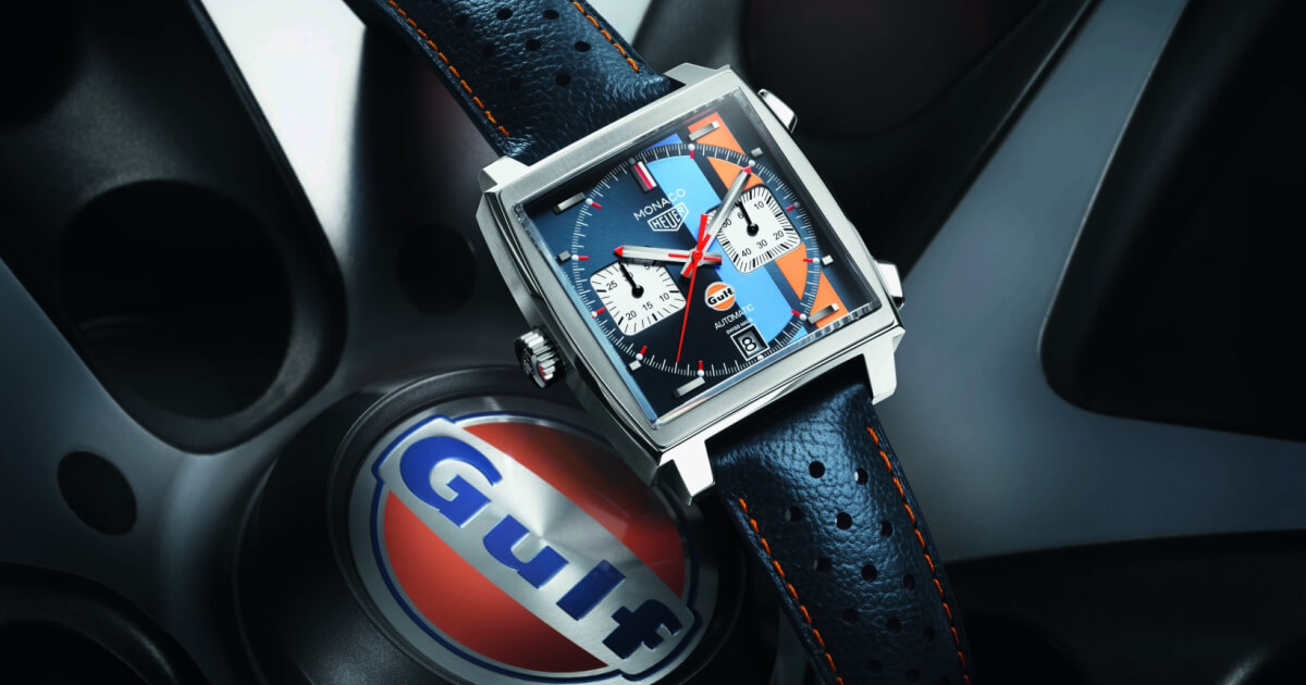 TAG Heuer Monaco Gulf Watch Review