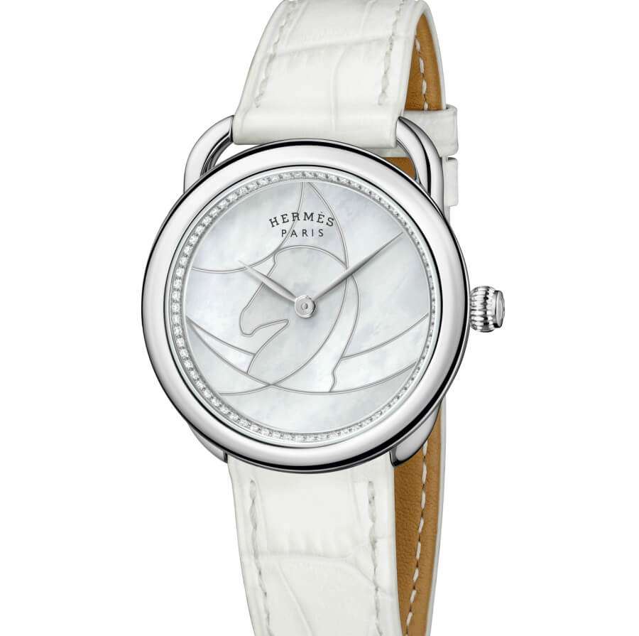 Hermes Lady Watch