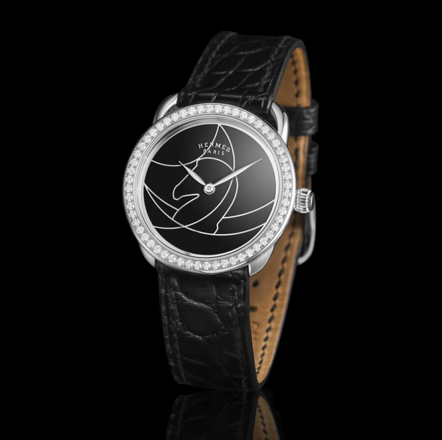 Hermes Diamon Watch