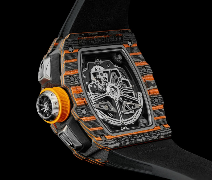 Richard Mille RM 11-03 McLaren Automatic Flyback Chronograph Movement