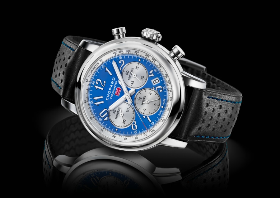 Chopard Mille Miglia Classic Chronograph Watch Review