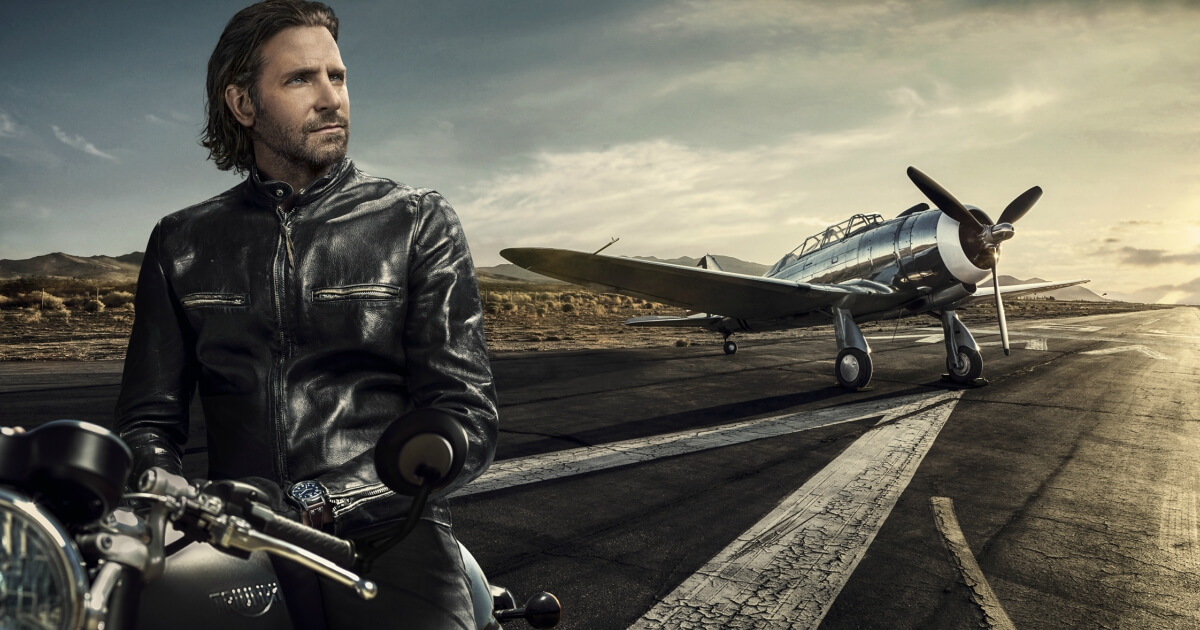 IWC Launches Global Advertising Campaign with Brand Ambassador Bradley Cooper