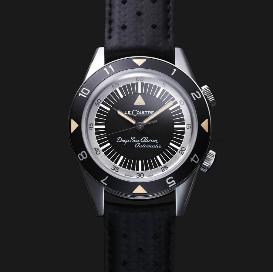 Jaeger LeCoultre Master Memovox Tribute to Deep Sea