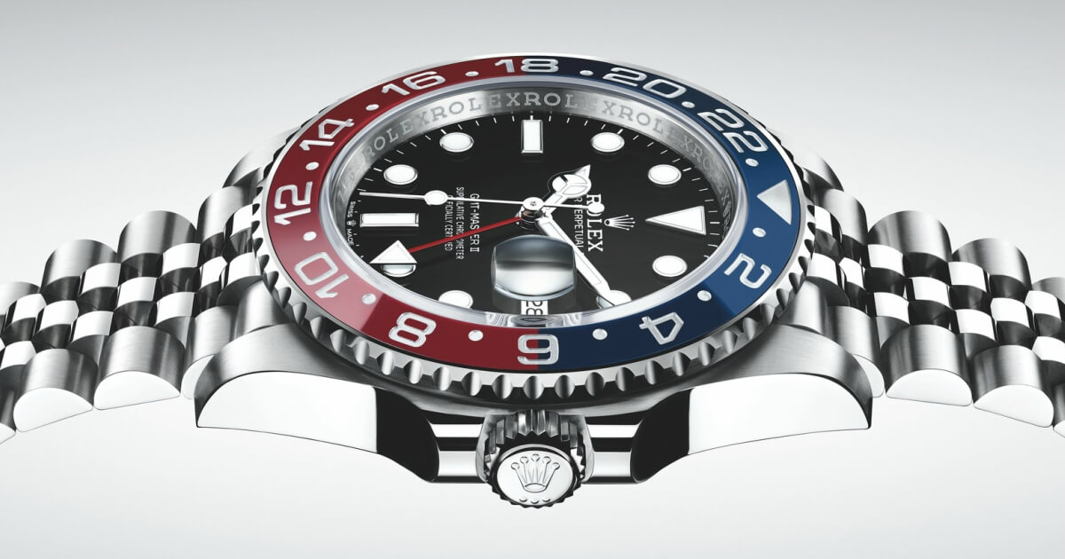 The New Rolex GMT–Master II Ref. 126710 BLRO