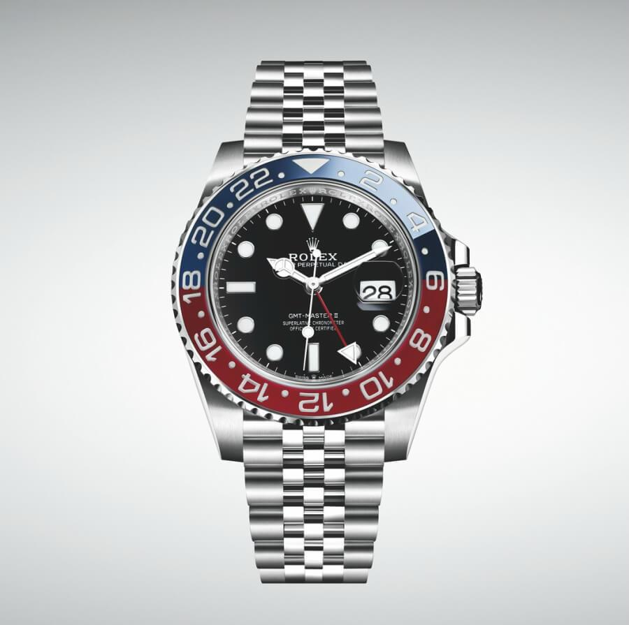 Rolex GMT Master II Jubilee Bracelet