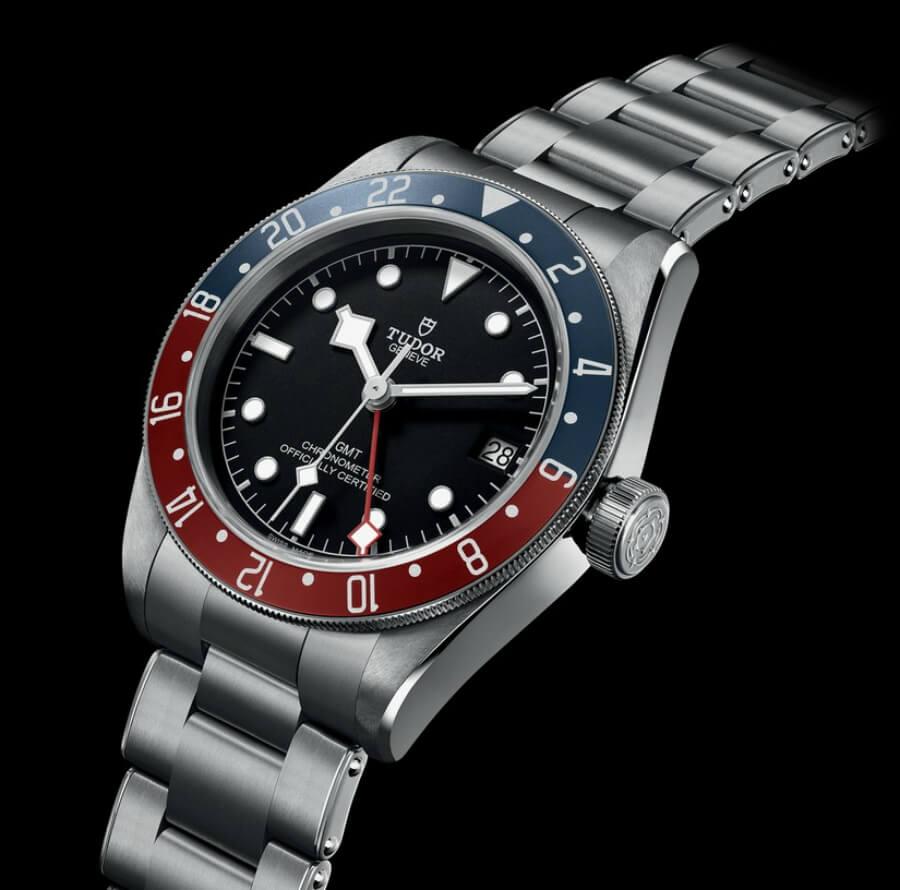 Baselworld 2018 Tudor Balck Bay GMT