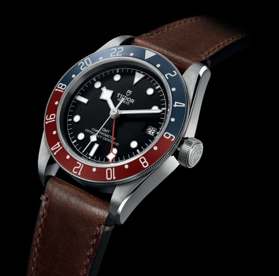 Tudor Balck Bay GMT