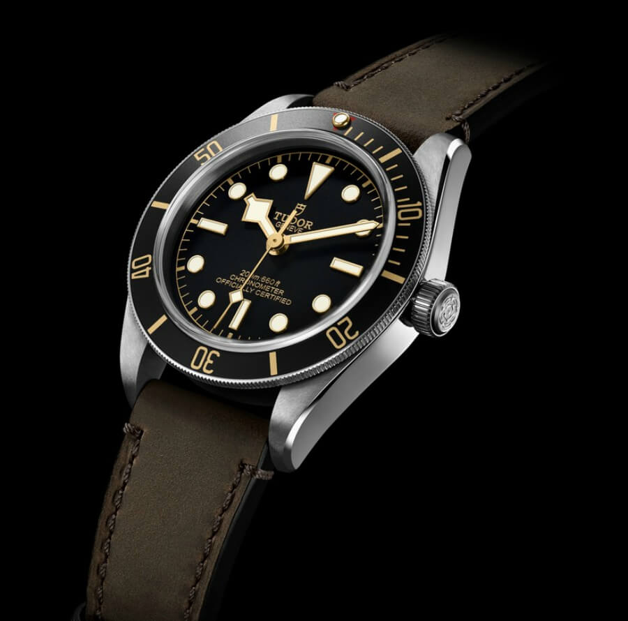Tudor Black Bay Fifty‐Eight