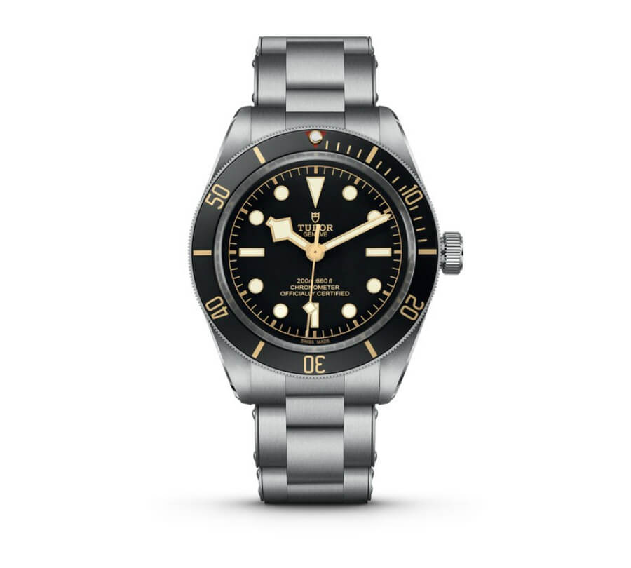 The New Tudor Black Bay Fifty‐Eight