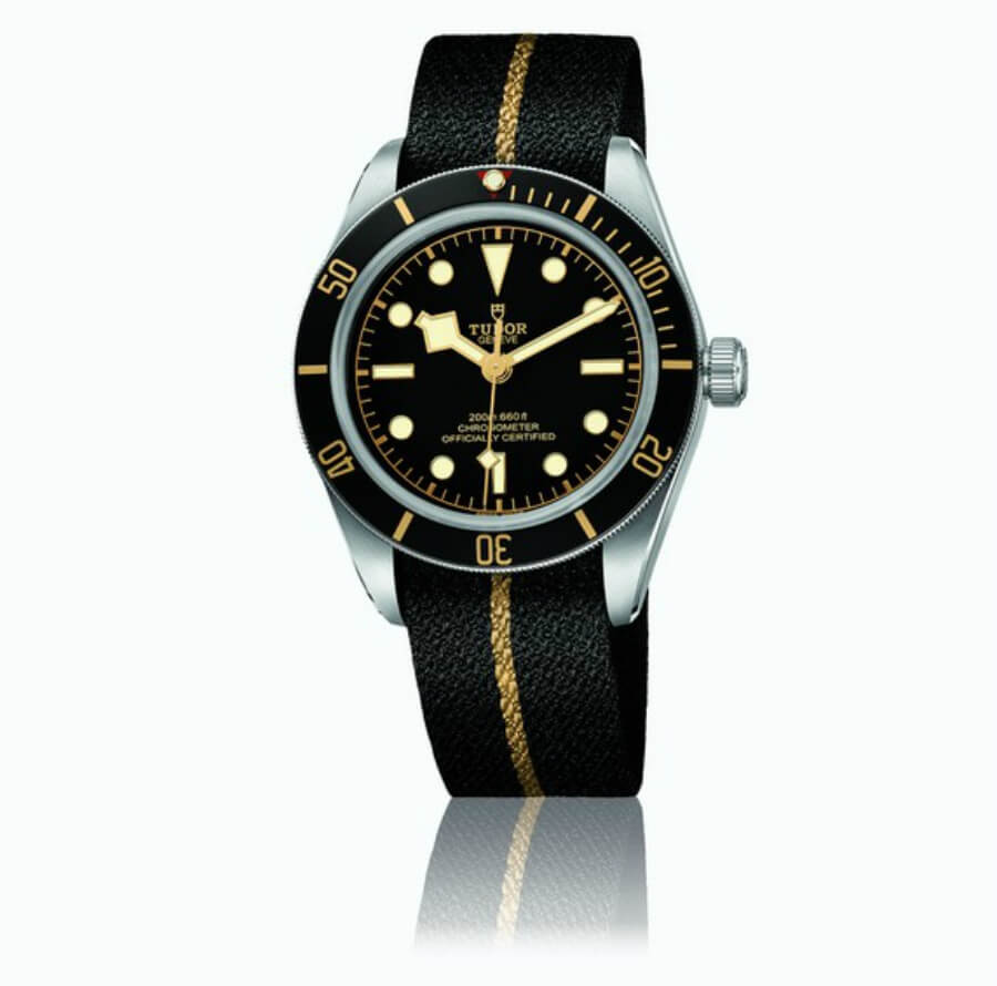 Baselworld Tudor Black Bay Fifty‐Eight