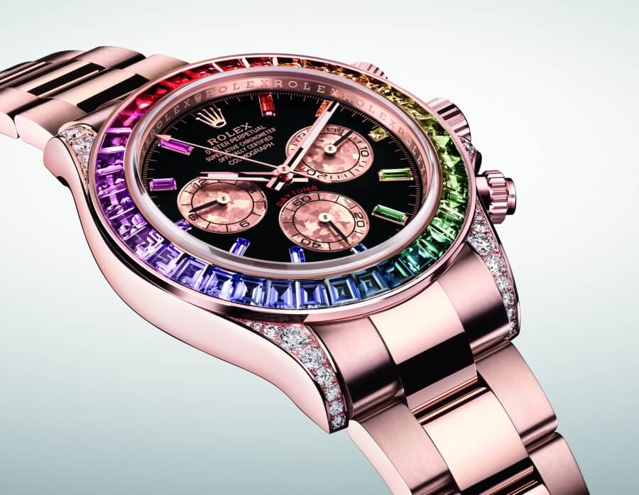 Rolex Cosmograph Daytona - 18 Ct Everose Gold