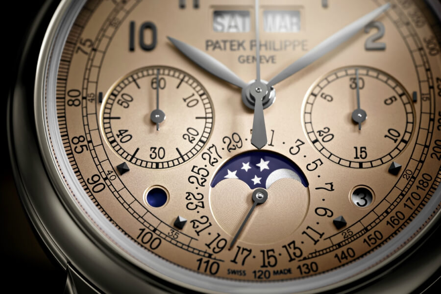 Patek Philippe 5270P-001 Chronograph Perpetual Calendar