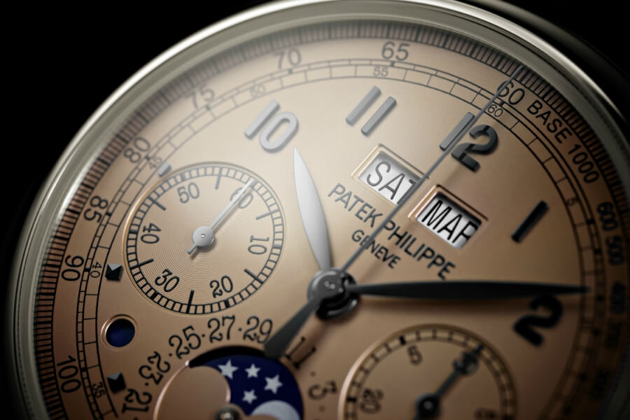 The New Patek Philippe Chronograph
