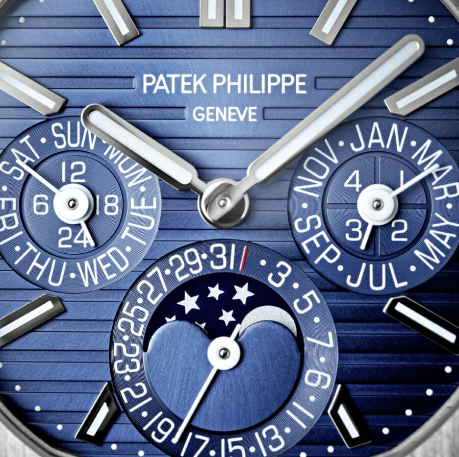 Patek Philippe Dial