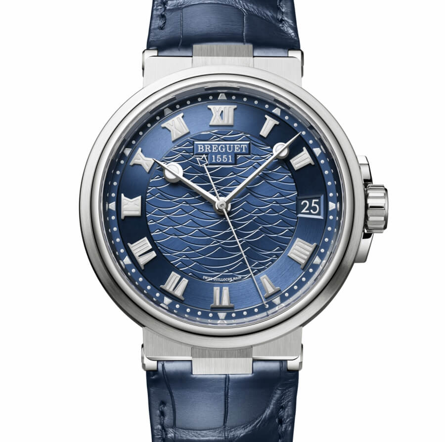 Breguet Marine 5517 Watch Review