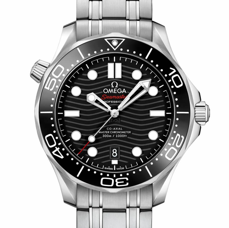 The New Omega Seamaster Diver 300M