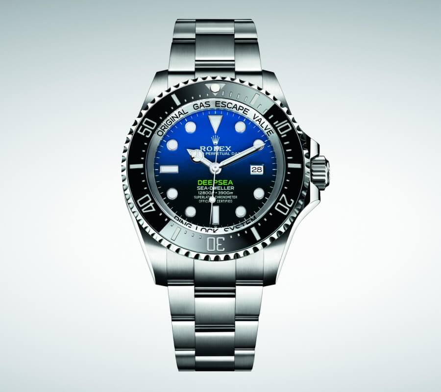 The New Rolex Deepsea