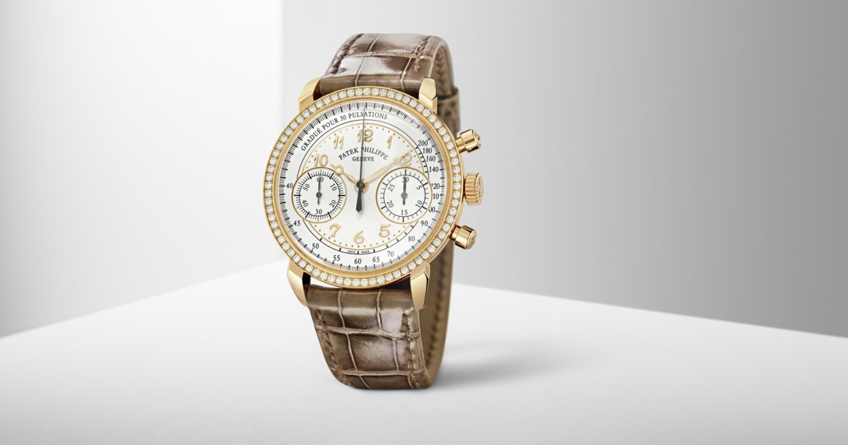 Patek Philippe Ladies Chronograph Ref. 7150/250R-001