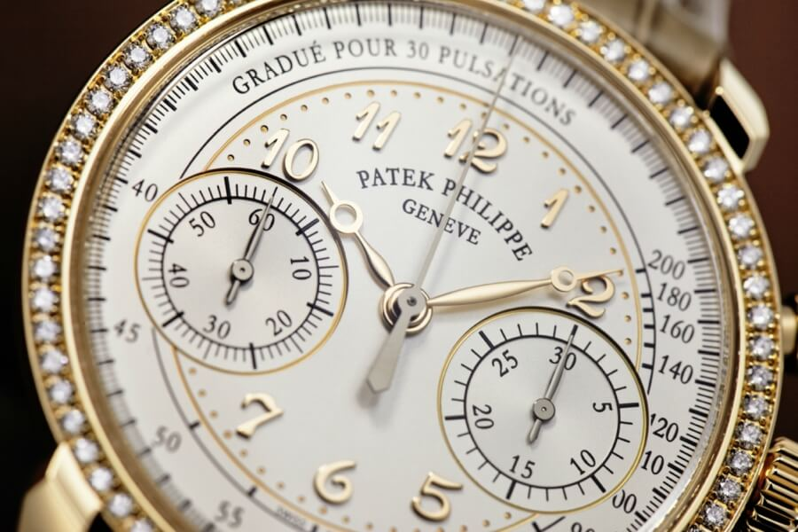 Patek Philippe Diamonds