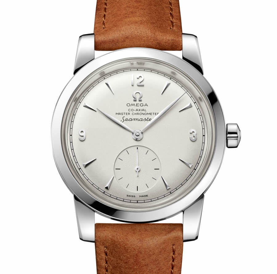 The New Omega Seamaster 1948 Small Seconds