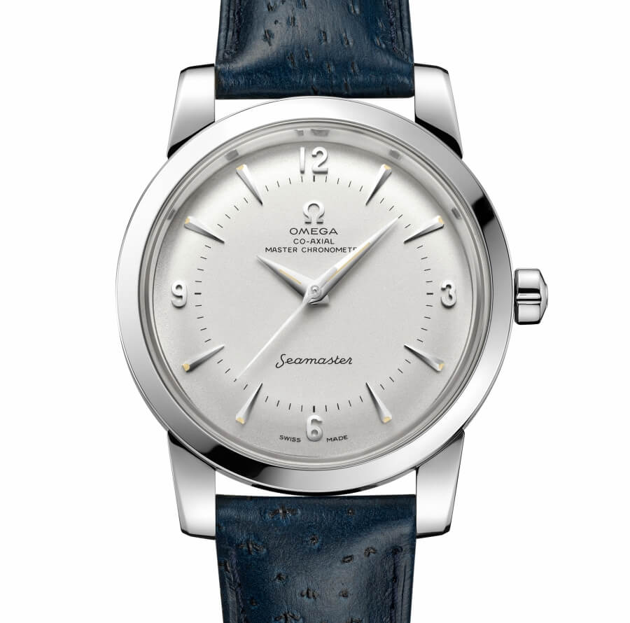 Baselworld 2018 Omega Seamaster 1948 Central Second