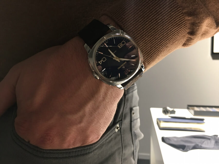 The New Anonimo Epurato Watch Review