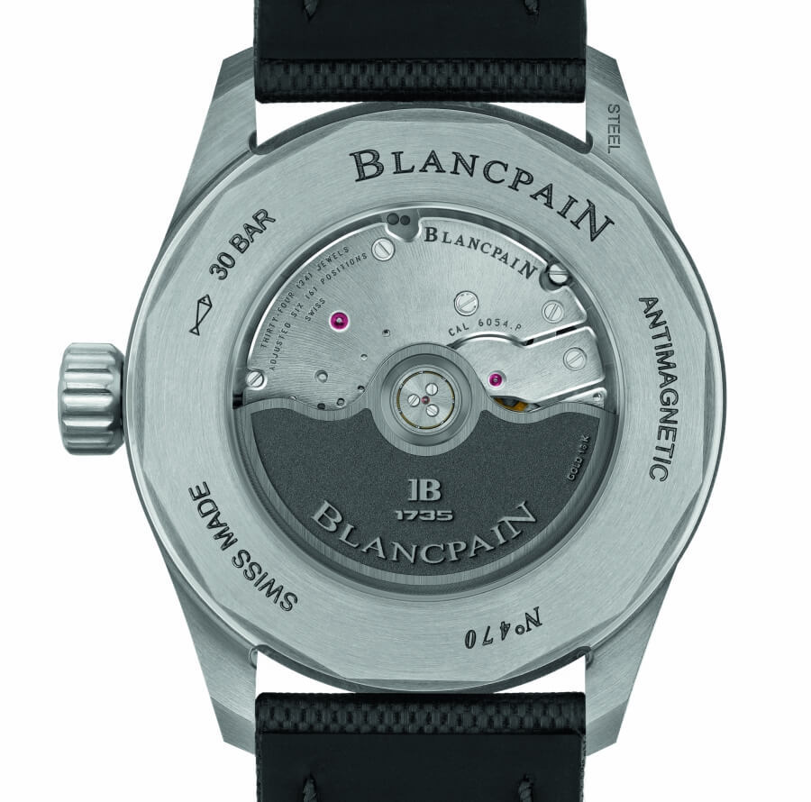 Baselworld 2018 Blancpain Fifty Fathoms Bathyscaphe Quantième Annuel