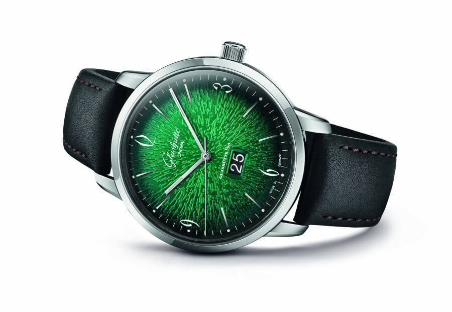 Baselworld 2018 Glashütte Original Sixties Panorama Date REF. 2-39-47-04-02-04