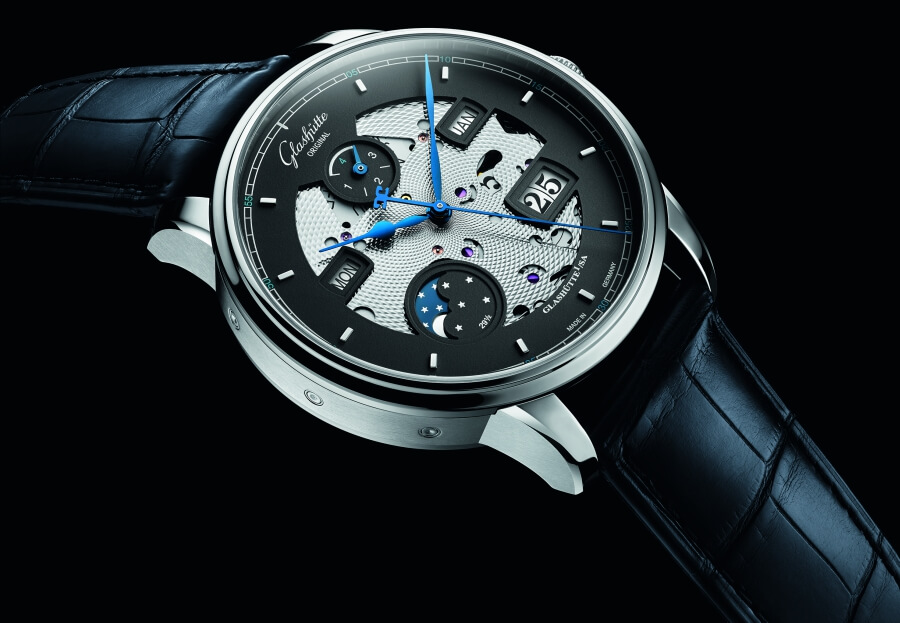 Baselworld 2018 Glashütte Original Senator Excellence Perpetual Calendar - Limited Edition
