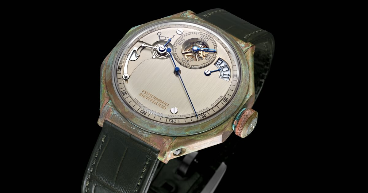 Ferdinand Berthoud Chronometre FB 1R5 Edition 1785