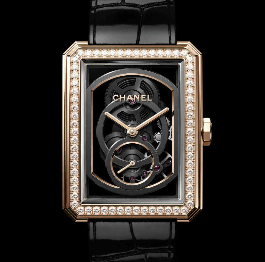 Elegant Watch From Chanel