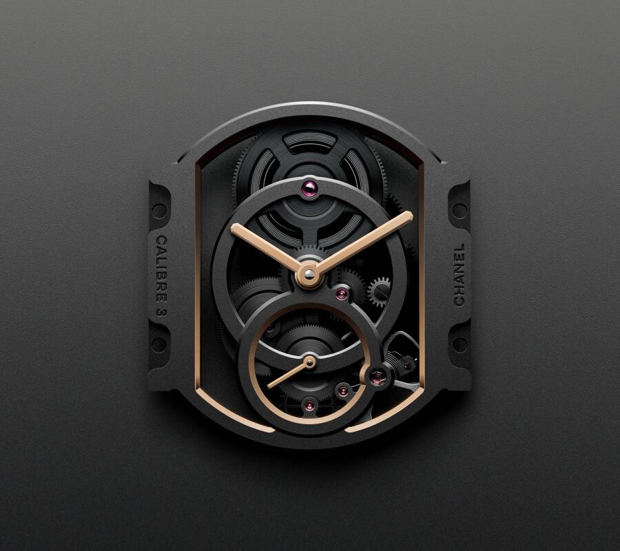 Chanel Calibre 3