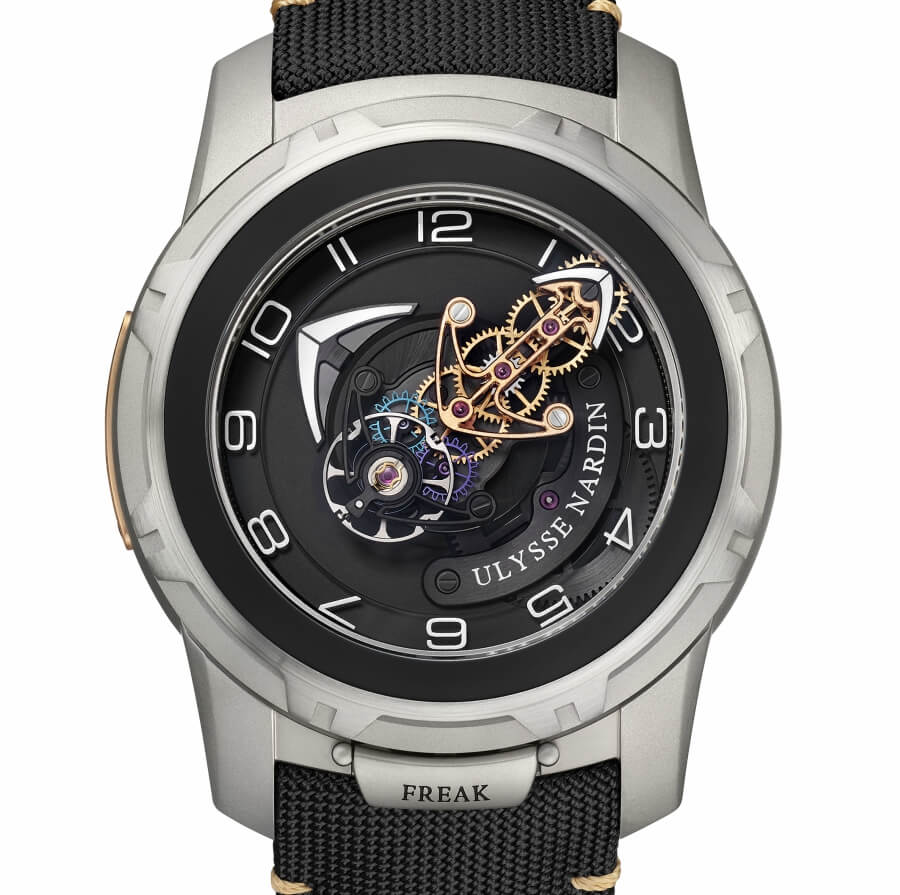 Ulysse Nardin Freak Out Watch