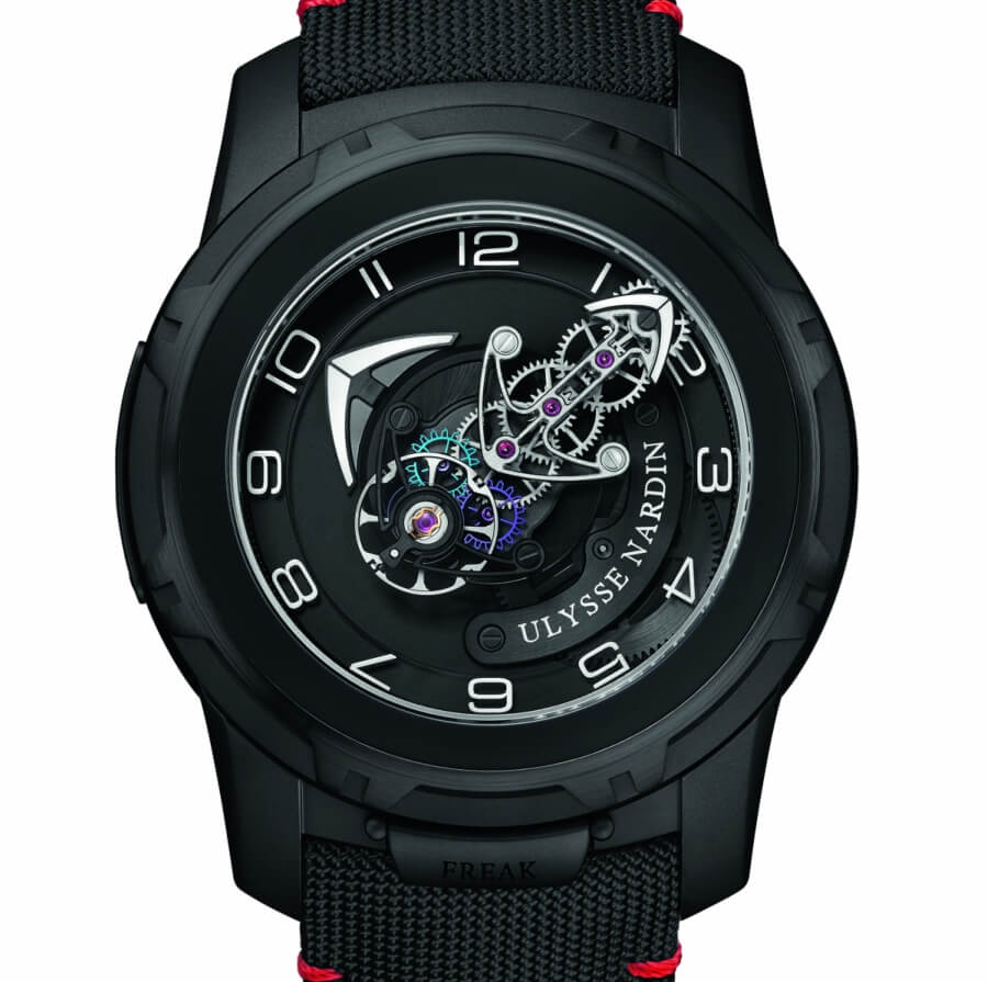 Ulysse Nardin Freak Out Full Black