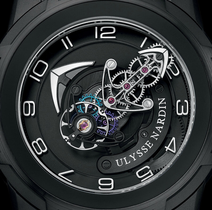 Top 10 Ulysse Nardin Freak Out