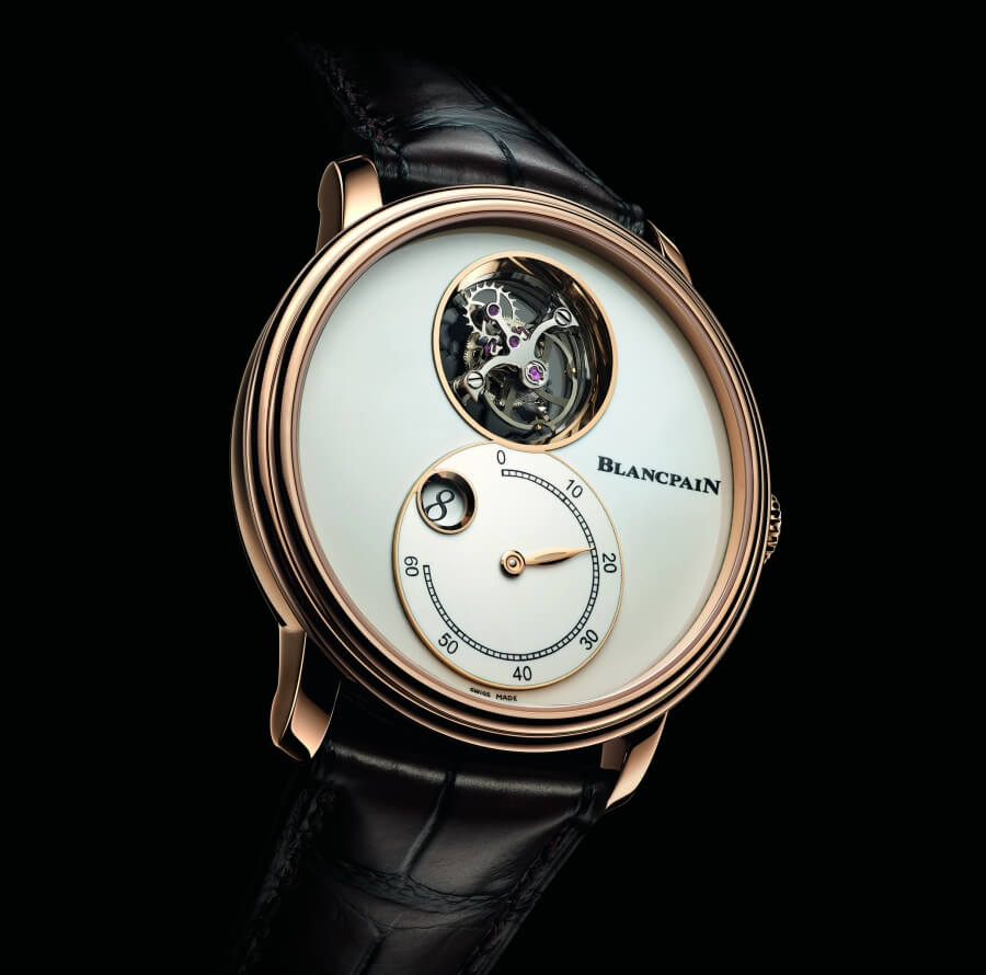 Top 10 Elegant Watches Blancpain
