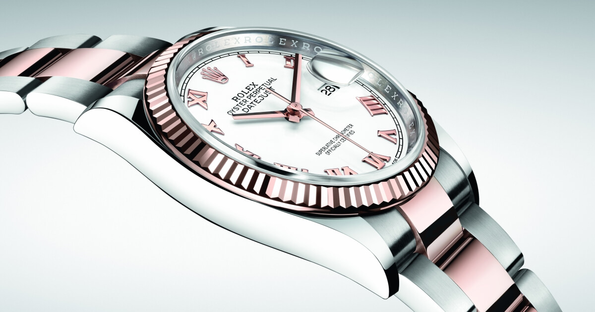 The New Rolex Datejust 36 Ref. 126231
