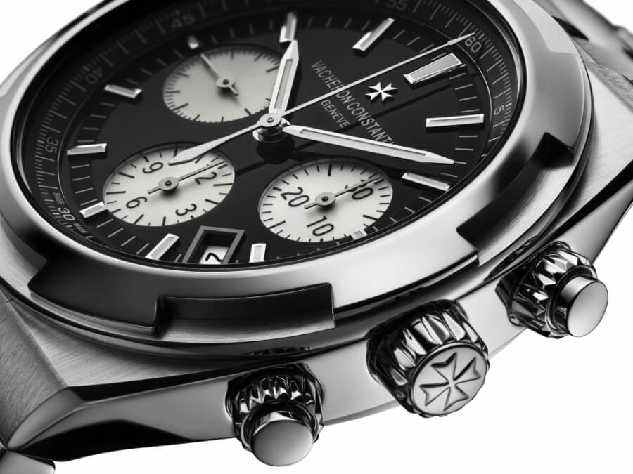 The New Vacheron Constantin Overseas Chronograph