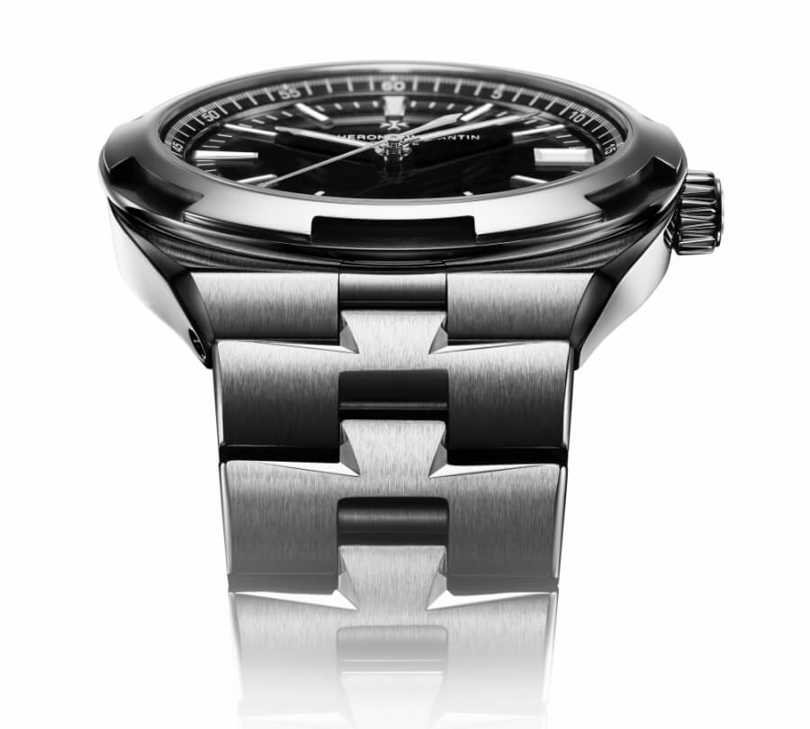 Vacheron Constantin Overseas Automatic Black Dial