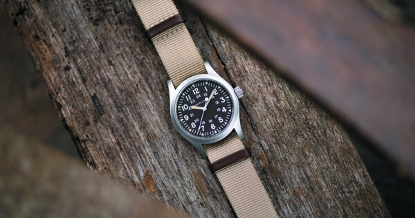 Introducing The New Hamilton Khaki Field Mechanical 38mm