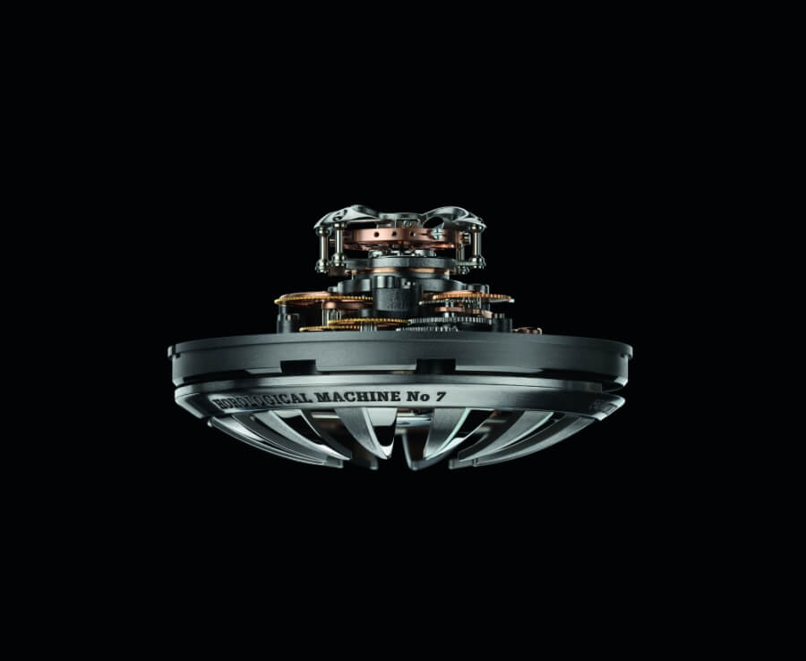 MB&F Movement Aquapod