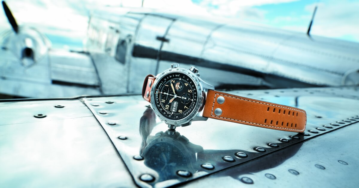 Introducing the Hamilton Khaki X-Wind Auto Chrono Limited Edition