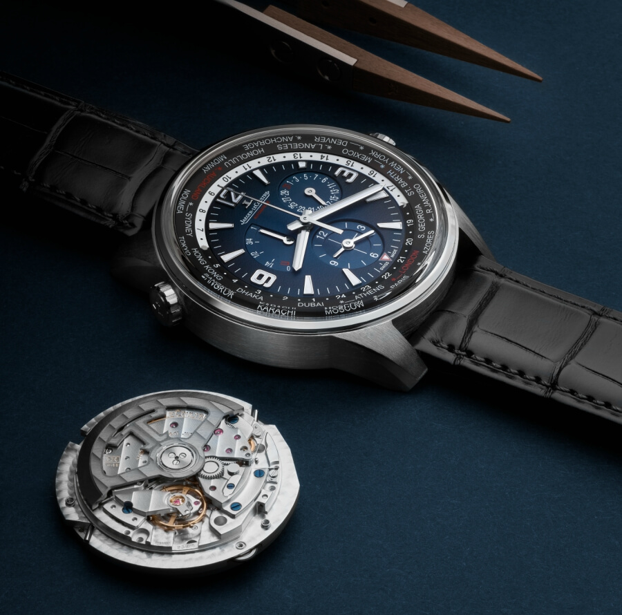 The New Jaeger-LeCoultre Polaris Geographic WT Watch Review