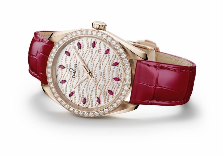 Omega Seamaster Aqua Terra Jewellery Watch Review